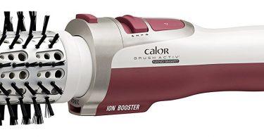 Calor CF9420C0 Brosse Soufflante Brush Activ Nano Smart - Fonction Ionique - Rotation Automatique - Ultra-Compact